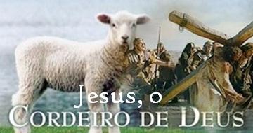 Jesus a nossa páscoa.