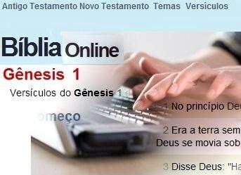 Bíblia Evangélica Online