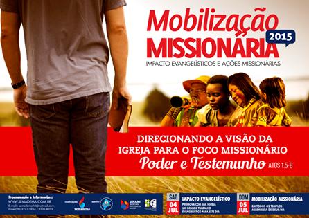 6 mobilização missionária do maranhão