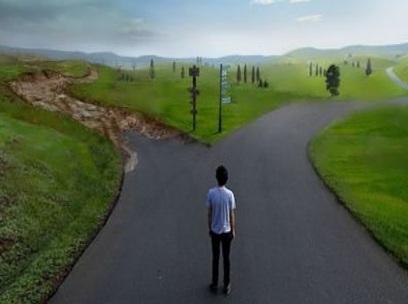 seguindo um caminho