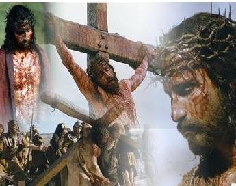 sacrifício de Jesus