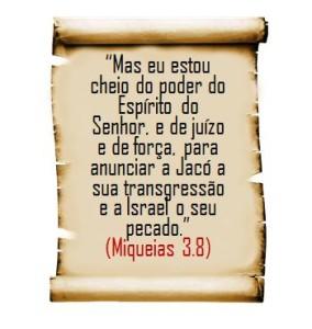 mensagens bíblicas