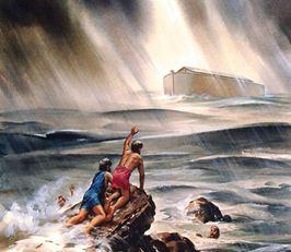 longevidade na época de Noé