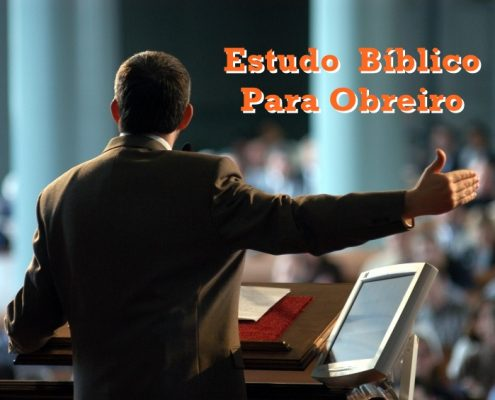 estudo bíblico para obreiro